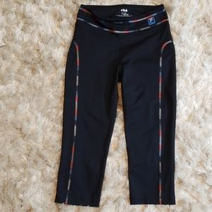 Women's Fila Sport Leggings, Size Small